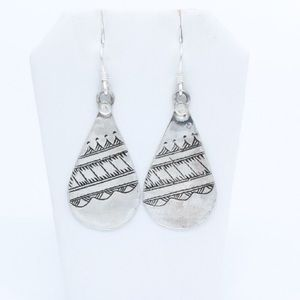 Jewelry - Atlas Mountains Dangle Earrings SP107